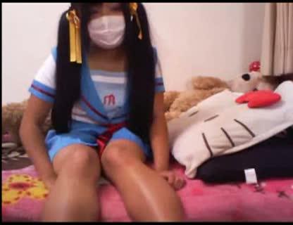 アニコスの美少女のパンチラ無料エロ動画。アニコス美少女がライブチャット...